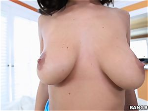 Whitney Westgate gets a immense cock thrusted into her cunny